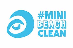 Mini Beach Clean logo