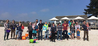 SAS Beach Clean