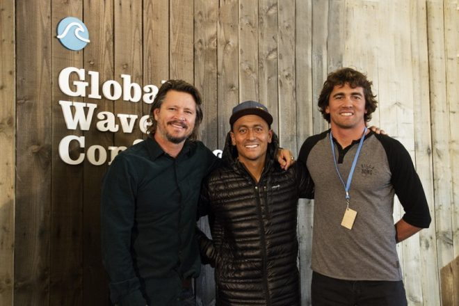 Brad, Ramon and Greg, GWC 2015