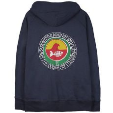 Pollution Logo Hoody