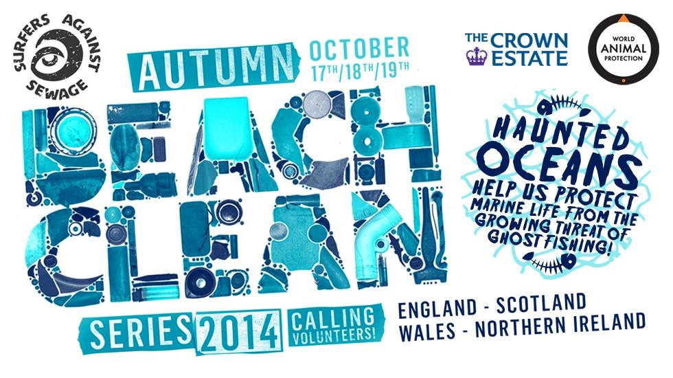 Autumn Beach Clean Series Guide