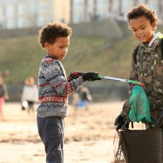 The Big Spring Beach Clean & Autumn Beach Clean Series