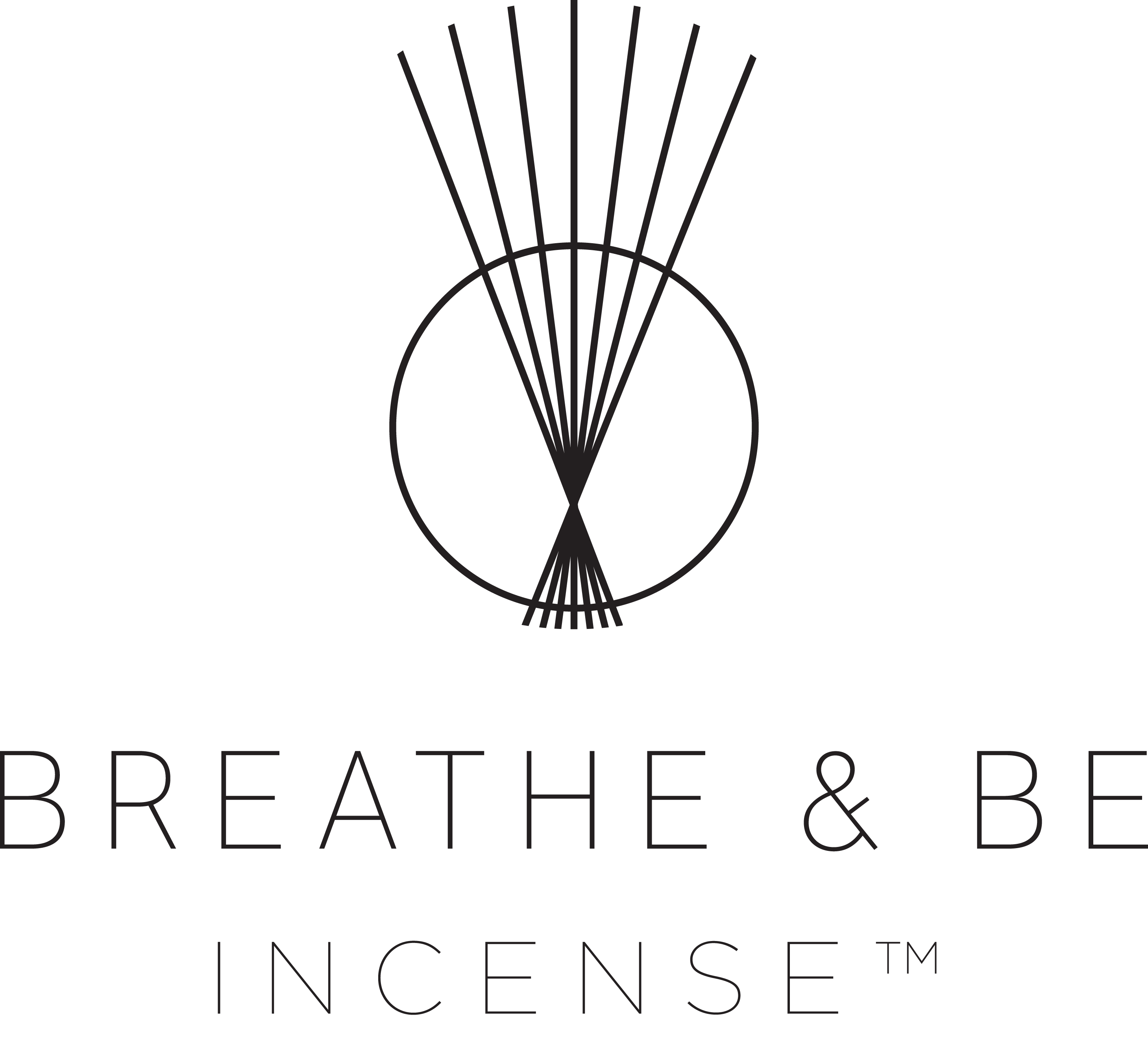 Breathe & Be Incense