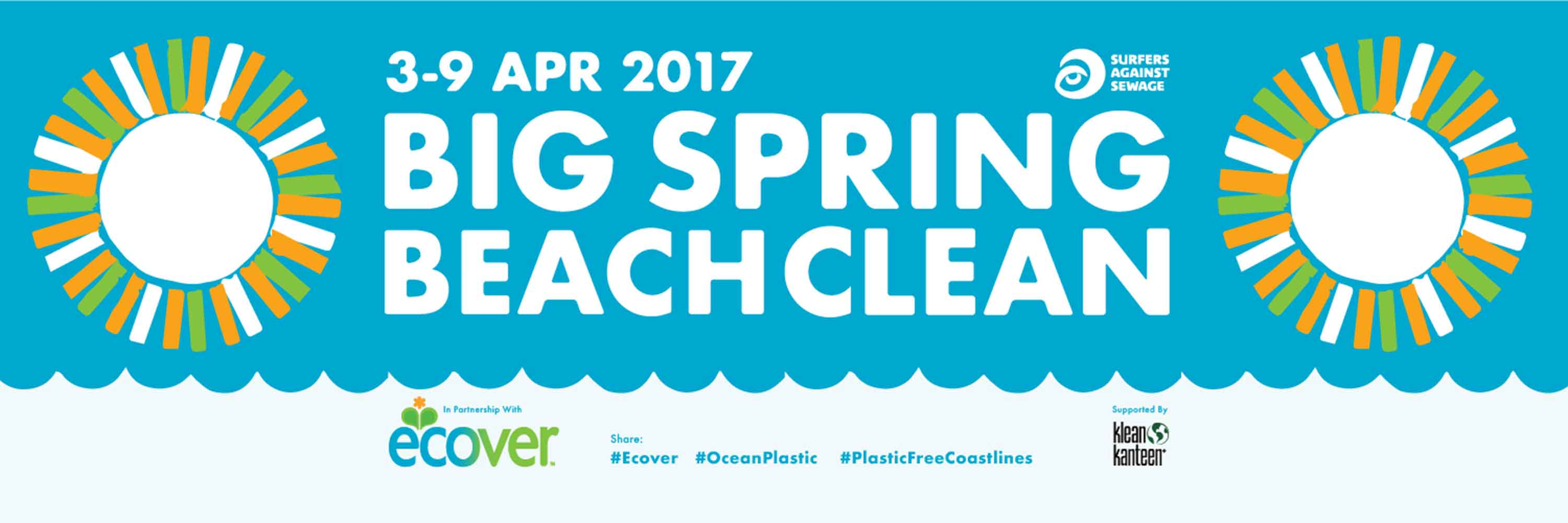 Lead Your Community – Big Spring Beach Clean 17