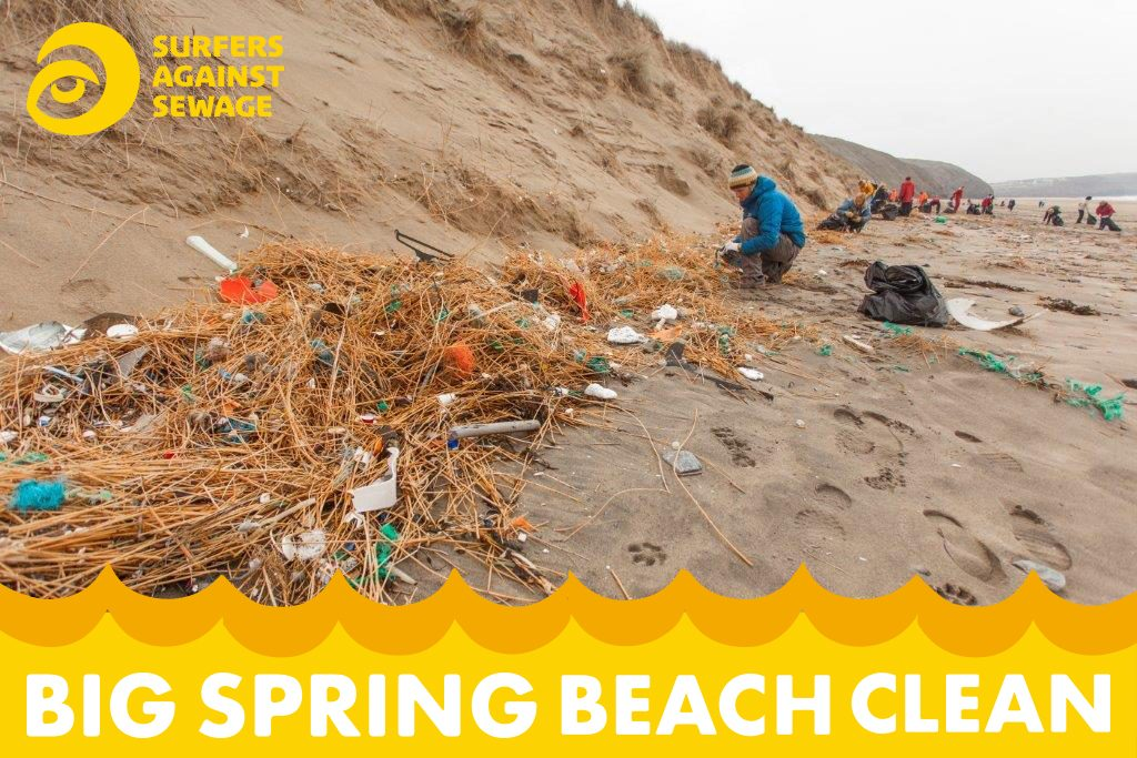 Beach Clean Effort! - #AvoidablePlastics