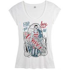 'For The Love Of Waves' t-shirt