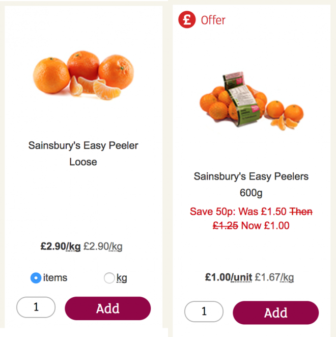 Packaged fruit vs loose fruit: Hindering a Plastic Free Food Shop?