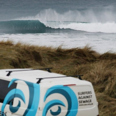 Surfers Against Sewage – recruiting a Retail & Administration Co-ordinator