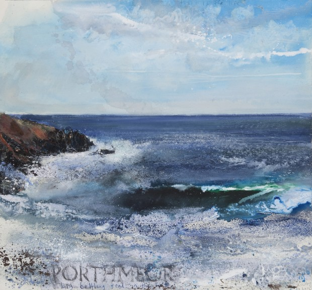 Cornwall Oil Paintings