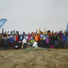 6000 Beach Lovers Join Us For UK's Biggest Beach Clean
