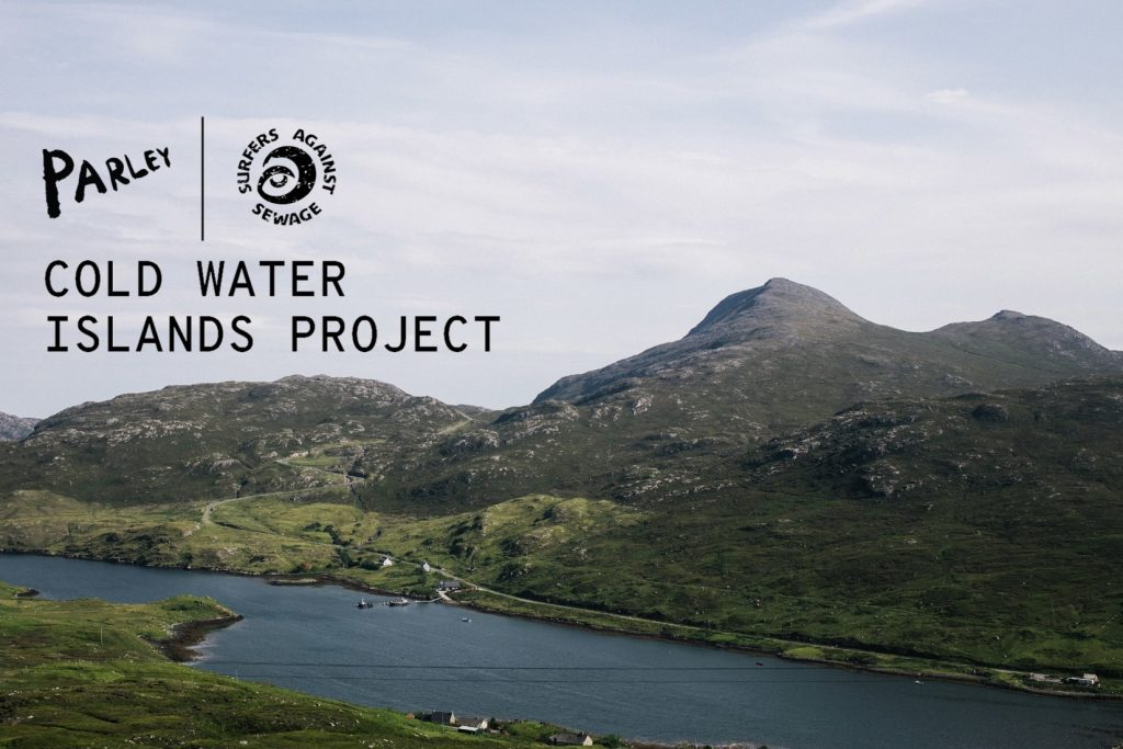 Parley for the Oceans and Surfers Against Sewage join forces in call for cold water island communities to lead fight against plastic pollution