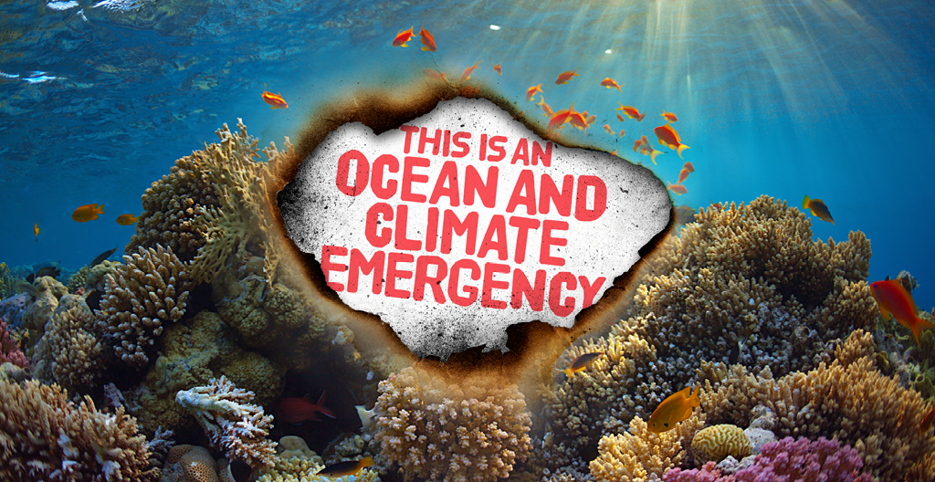 Ocean & Climate Petition