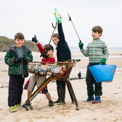 Big Spring Beach Clean Success – 17,000 People Join The Quest For Plastic Free Coastlines
