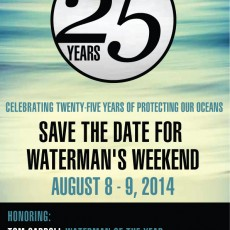 Waterman's Ball – Celebrating 25 years of protecting our oceans