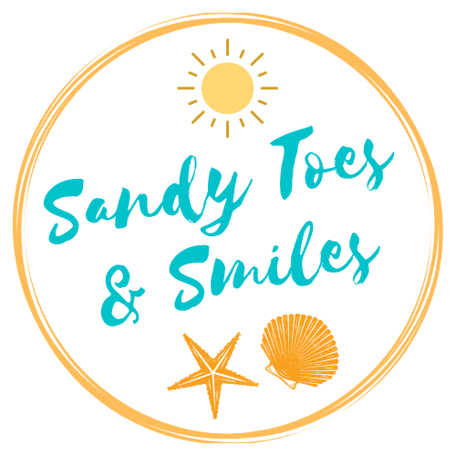 Sandy Toes and Smiles