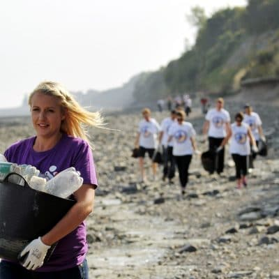 The Barefoot Wine Beach Rescue Project is back for another year!
