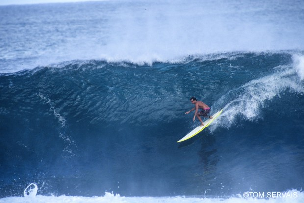 3 x World Surfing Champion, Tom Curren