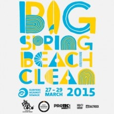 Big Spring Beach Clean 2015