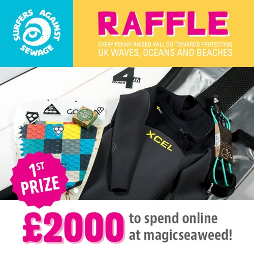 The 2015 Christmas raffle winners- Announced • Surfers