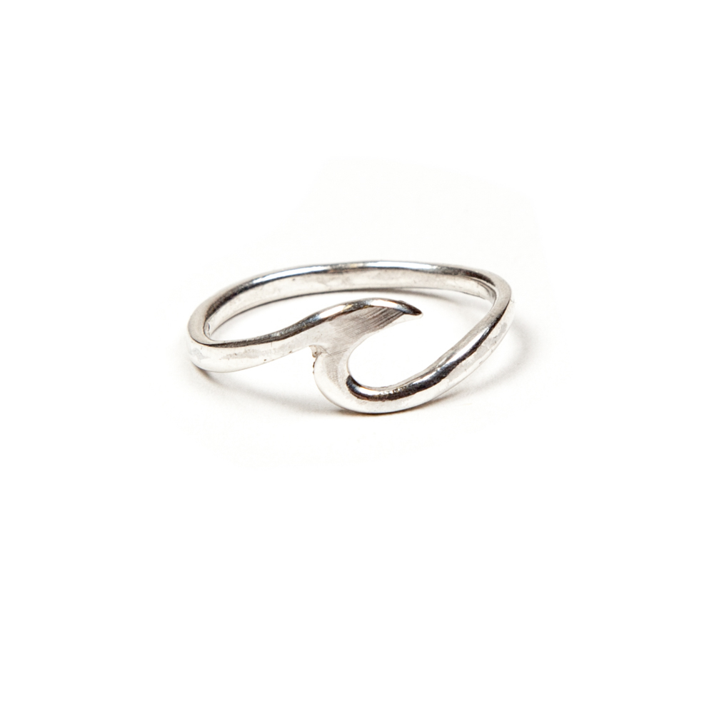 wedding surfer zoom silver beach hawaii wave ring jewelry il hammered listing rings handmade fullxfull au