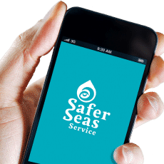 Safer Seas app