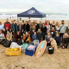 Community beach cleans