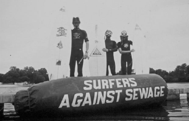 History of Surfers Against Sewage